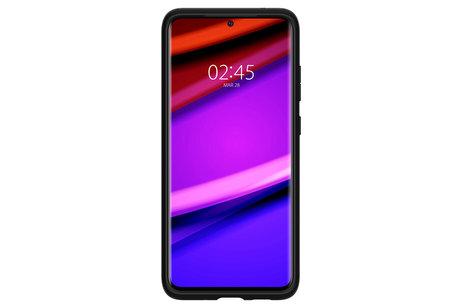 Samsung Galaxy S20 Ultra hoesje - Spigen Hybrid NX Backcover