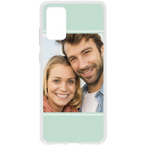Ontwerp uw eigen Samsung Galaxy S20 Plus gel hoesje