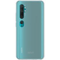 Azuri Slim Backcover Xiaomi Mi Note 10 (Pro) - Transparant