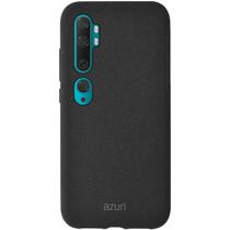 Azuri Slim Backcover Xiaomi Mi Note 10 (Pro) - Zwart