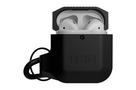 Apple AirPods hoesje - UAG Rugged Armor Softcase