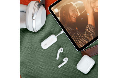 Twelve South AirFly Pro Wireless Transmitter USB-C - Wit