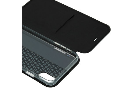 iPhone Xs Max hoesje - Valenta Impact Wallet Booktype
