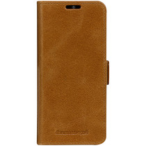 dbramante1928 Lynge Booktype Samsung Galaxy S20 - Bruin