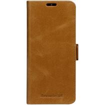 dbramante1928 Lynge Booktype Samsung Galaxy S20 Plus - Bruin