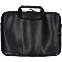 iMoshion Lederen look laptoptas met handvatten 13 inch - Zwart