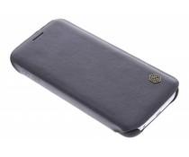 Nillkin Qin Leather Slim Booktype Samsung Galaxy S6 Edge