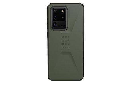 Samsung Galaxy S20 Ultra hoesje - UAG Civilian Backcover voor