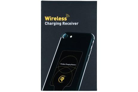 Qi Wireless Receiver voor toestellen met een Micro-USB aansluiting