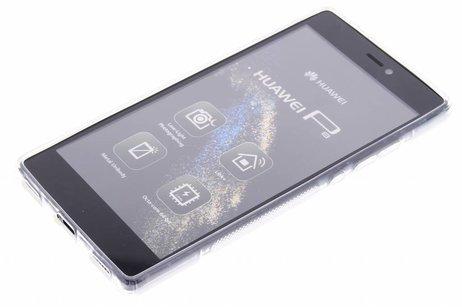 Huawei P8 hoesje - S-line Backcover voor Huawei