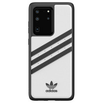 adidas Originals Samba Backcover Samsung Galaxy S20 Ultra - Wit / Zwart