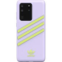 adidas Originals Samba Backcover Samsung Galaxy S20 Ultra - Paars / Geel