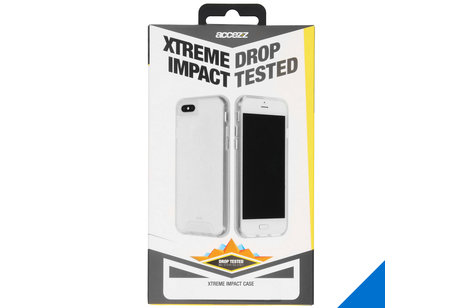 Accezz Xtreme Impact Backcover voor de Samsung Galaxy A50 / A30s - Transparant