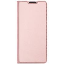 Dux Ducis Slim Softcase Booktype Samsung Galaxy A41 - Rosé Goud