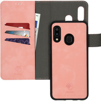 iMoshion Uitneembare 2-in-1 Luxe Booktype Samsung Galaxy A20e - Roze