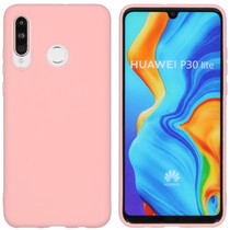 iMoshion Color Backcover Huawei P30 Lite - Roze