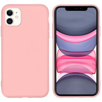 iMoshion Color Backcover iPhone 11 - Roze