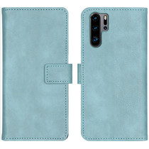 iMoshion Luxe Booktype Huawei P30 Pro - Lichtblauw