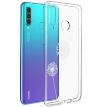 iMoshion Design hoesje Huawei P30 Lite - Paardenbloem - Wit