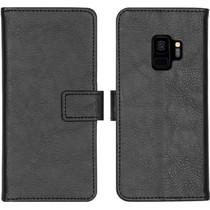 iMoshion Luxe Booktype Samsung Galaxy S9 - Zwart