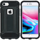 iMoshion Rugged Xtreme Backcover voor de iPhone 8 / 7 - Zwart