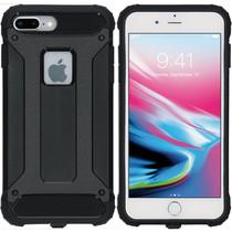 iMoshion Rugged Xtreme Backcover iPhone 8 Plus / 7 Plus - Zwart