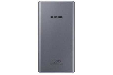 Samsung Battery Pack Super Fast Charge 10.000 mAh - Grijs