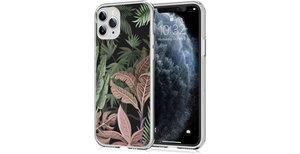 iMoshion Design hoesje iPhone 11 Pro - Jungle - Groen / Roze