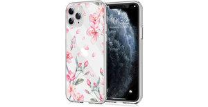 iMoshion Design hoesje iPhone 11 Pro - Bloem - Roze