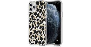 iMoshion Design hoesje iPhone 11 Pro - Luipaard - Goud / Zwart