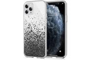 iMoshion Design hoesje voor de iPhone 11 Pro - Spetters - Zwart