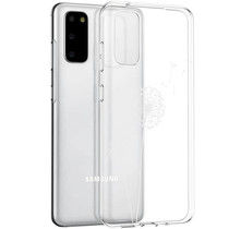 iMoshion Design hoesje Samsung Galaxy S20 - Paardenbloem - Wit