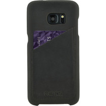 Valenta Classic Luxe Backcover Samsung Galaxy S7 Edge - Zwart