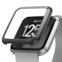 Ringke Bezel Styling Fitbit Versa / Versa Lite - Mat Zwart