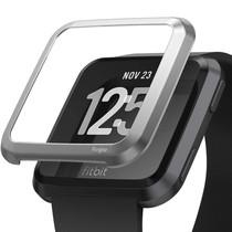 Ringke Bezel Styling Fitbit Versa / Versa Lite - Mat Zilver