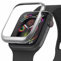 Ringke Bezel Styling Apple Watch Serie 4/5 40mm - Zilver