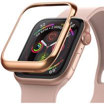 Ringke Bezel Styling Apple Watch Serie 4/5 44mm - Rosé Goud