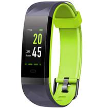 Lintelek Fitness Activity tracker - Grijs / Groen