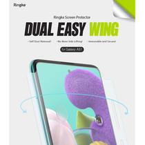 Ringke Dual Easy Wing Screenprotector Duo Pack Samsung Galaxy A51