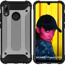 iMoshion Rugged Xtreme Backcover Huawei P Smart (2019) - Grijs