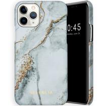 Selencia Maya Fashion Backcover iPhone 11 Pro - Marble Stone
