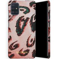 Selencia Maya Fashion Backcover Samsung Galaxy A51 - Pink Panther