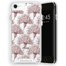 Selencia Extra Beschermende Backcover iPhone SE (2020) / 8 / 7 / 6(s)