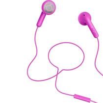 DeFunc Go Talk Earphones - Roze