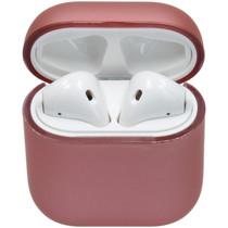 Hardcover Case AirPods - Mat Rosé Goud