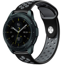 iMoshion Siliconen sport bandje Watch 46mm /Gear S3 Frontier/Classic