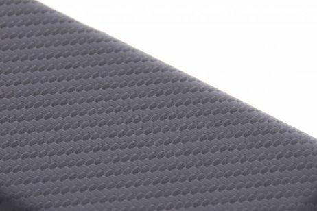 hoesje - Carbon Hardcase Backcover voor