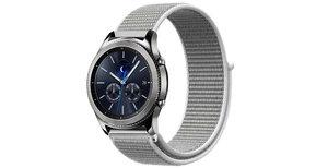 iMoshion Nylon bandje Galaxy Watch 46mm / Gear S3 Frontier/S3 Classic