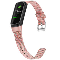 iMoshion Nylon bandje Samsung Galaxy Fit - Roze