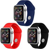 iMoshion Siliconen bandje Multipack Apple Watch 42/44 mm